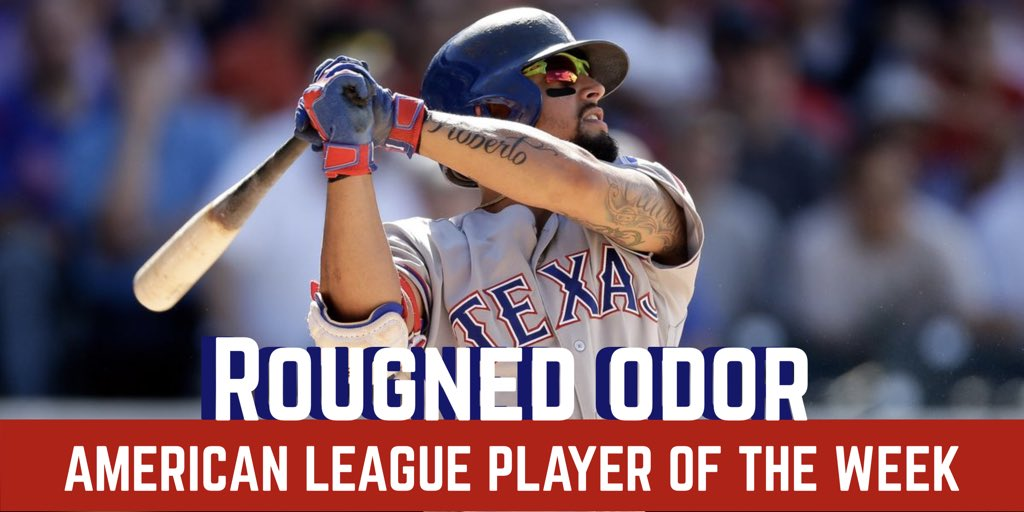 Rougned Odor