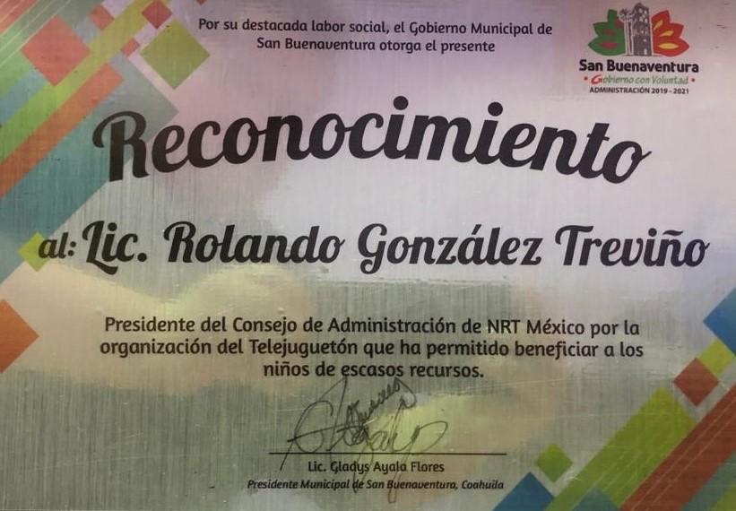 Rolando Gonzalez Trevino