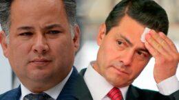 Rastrean cuentas de Peña Nieto y Angélica Rivera