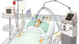 Paciente da negativo al Covid-19