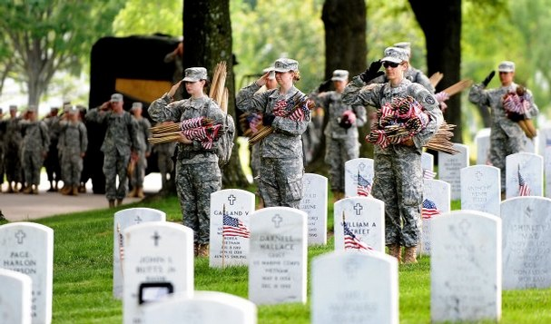 Memorial Day—-A Dissenting View, Part 1: Honor the heroes, but also examine the causes of war