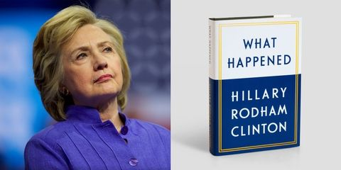 What I'm Reading: What Happened By Hillary Rodham Clinton (Simon & Shuster, New York, 492 pages, $30)