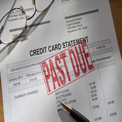 The Credit Card Bill Is Too Damn High!: And I'm still paying for a car I don't have