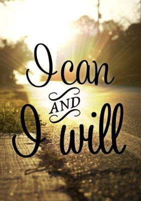 I can, I will. Positive.