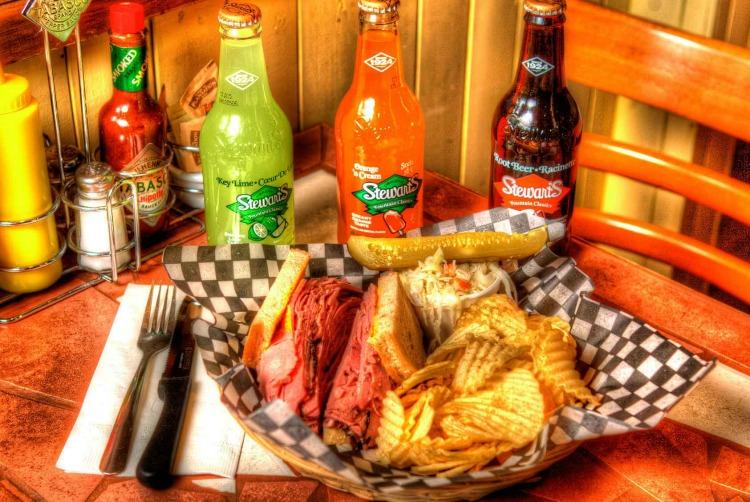 sandwicherie phil smoked meat