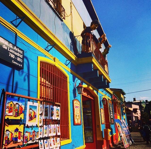 1-La Boca-Buenos Aires-argentine