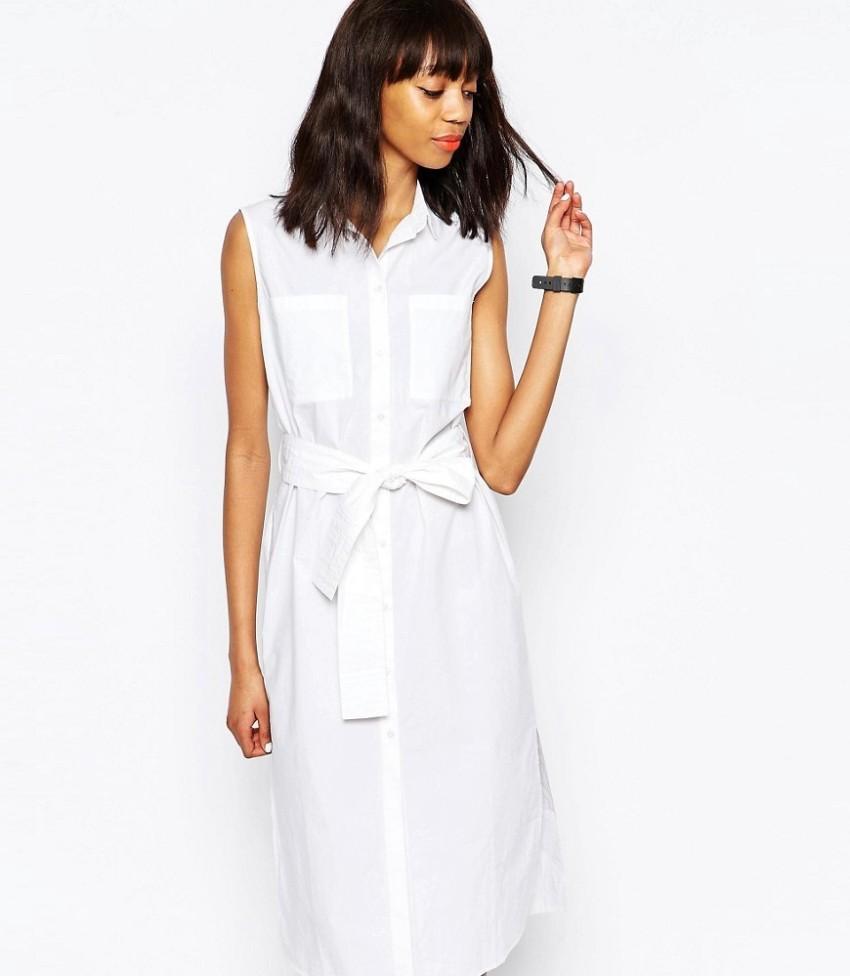 mode-printemps-robe blanche