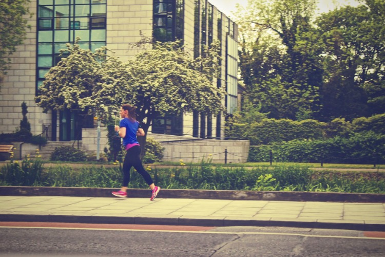 sport courir