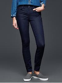 STRETCH 1969 true skinny jeans - rinse