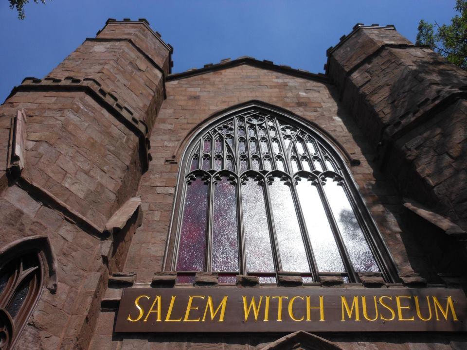 boston-salem witch museum