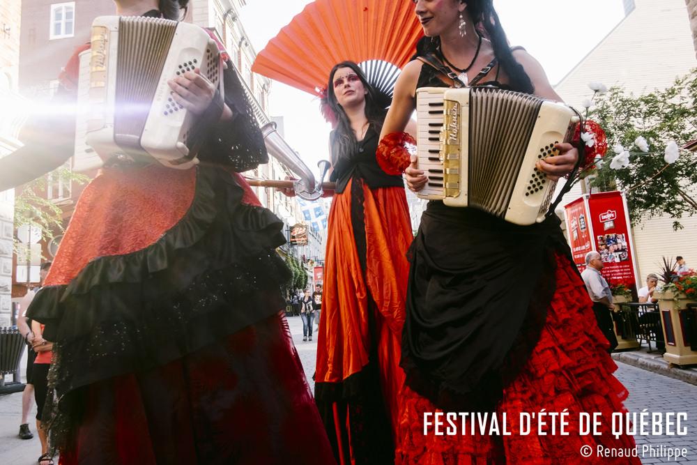 Crédit photo : Renaud Philippe, Festival d'été de Québec