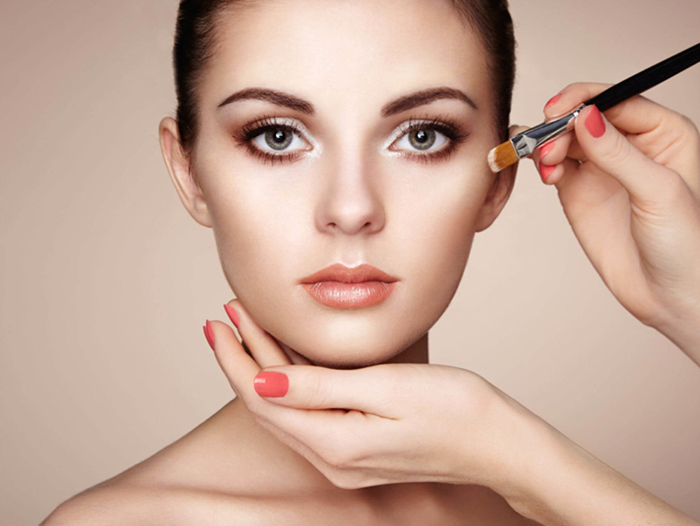maquillage-monochrome-brun