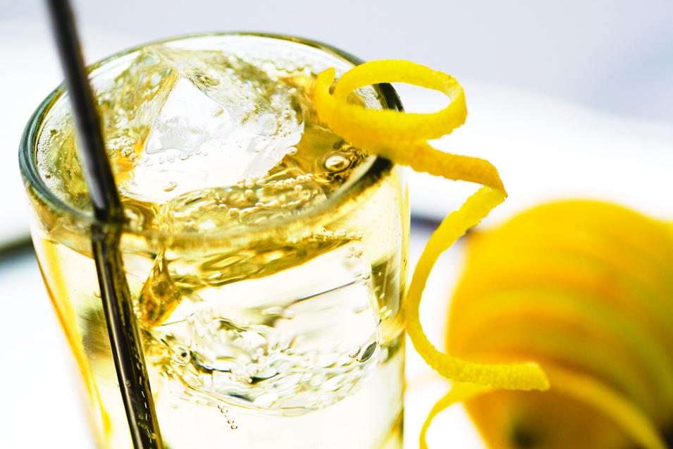 cocktail d'été St-Germain