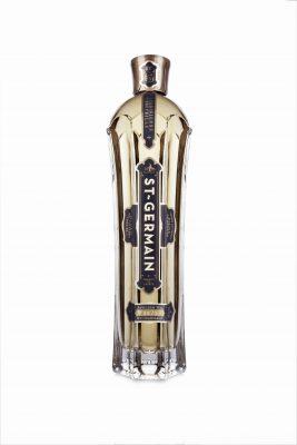 cocktail d'été bouteille St-Germain