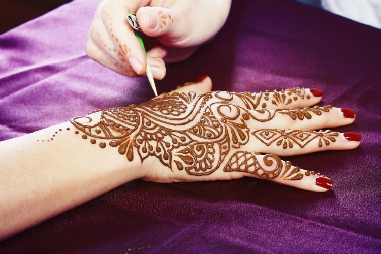 rituels beaute marocaine - henne