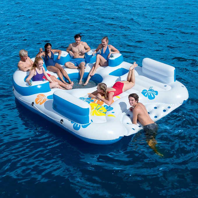 Flotteurs piscine - Costco