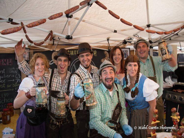 Festivals de biere - Oktobierefest