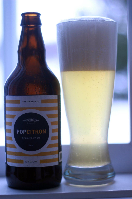 bière pop