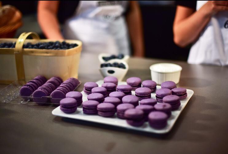atelier de macarons