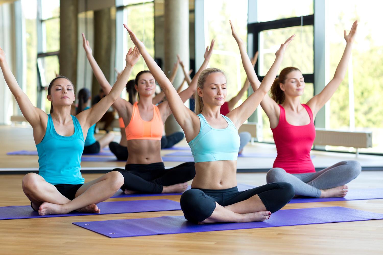 entraînement le fun, yoga