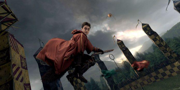 Démonstration quidditch, Laval