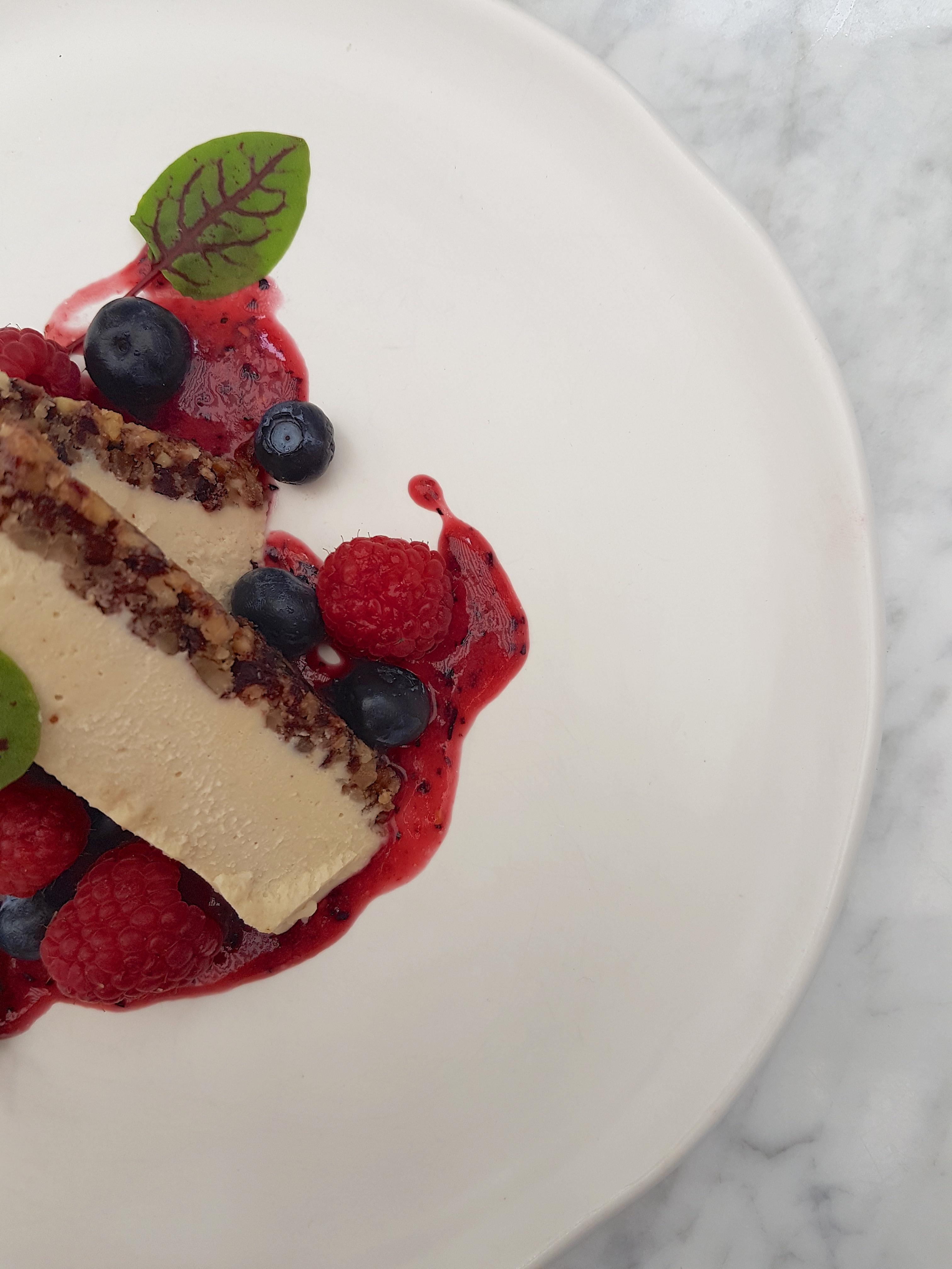 Gâteau au FAUXmage, Lov