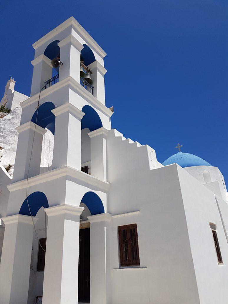 voyage Grèce, Ios