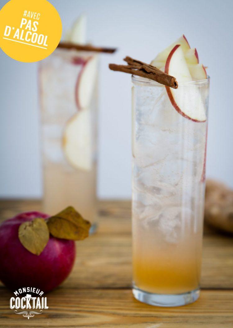 Cocktails automne - Monsieur Cocktail