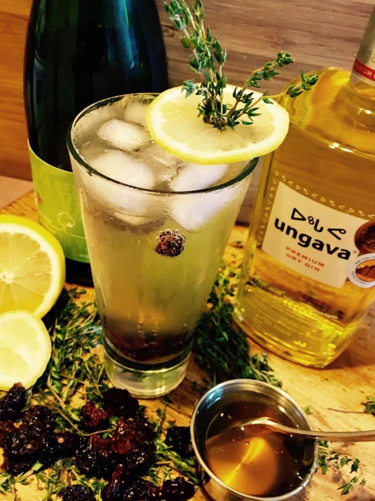 Cocktails automne - Ungava