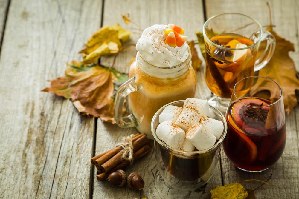 Cocktails automne - cover