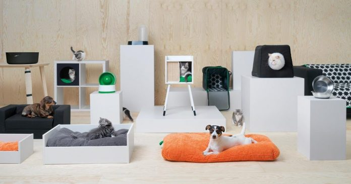 IKEA animaux, cover