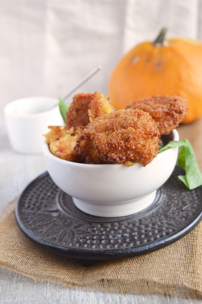 courges croquettes