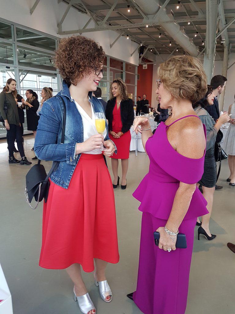 Danièle Henkel, conversation