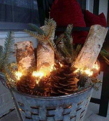 Décoration DIY avec bois