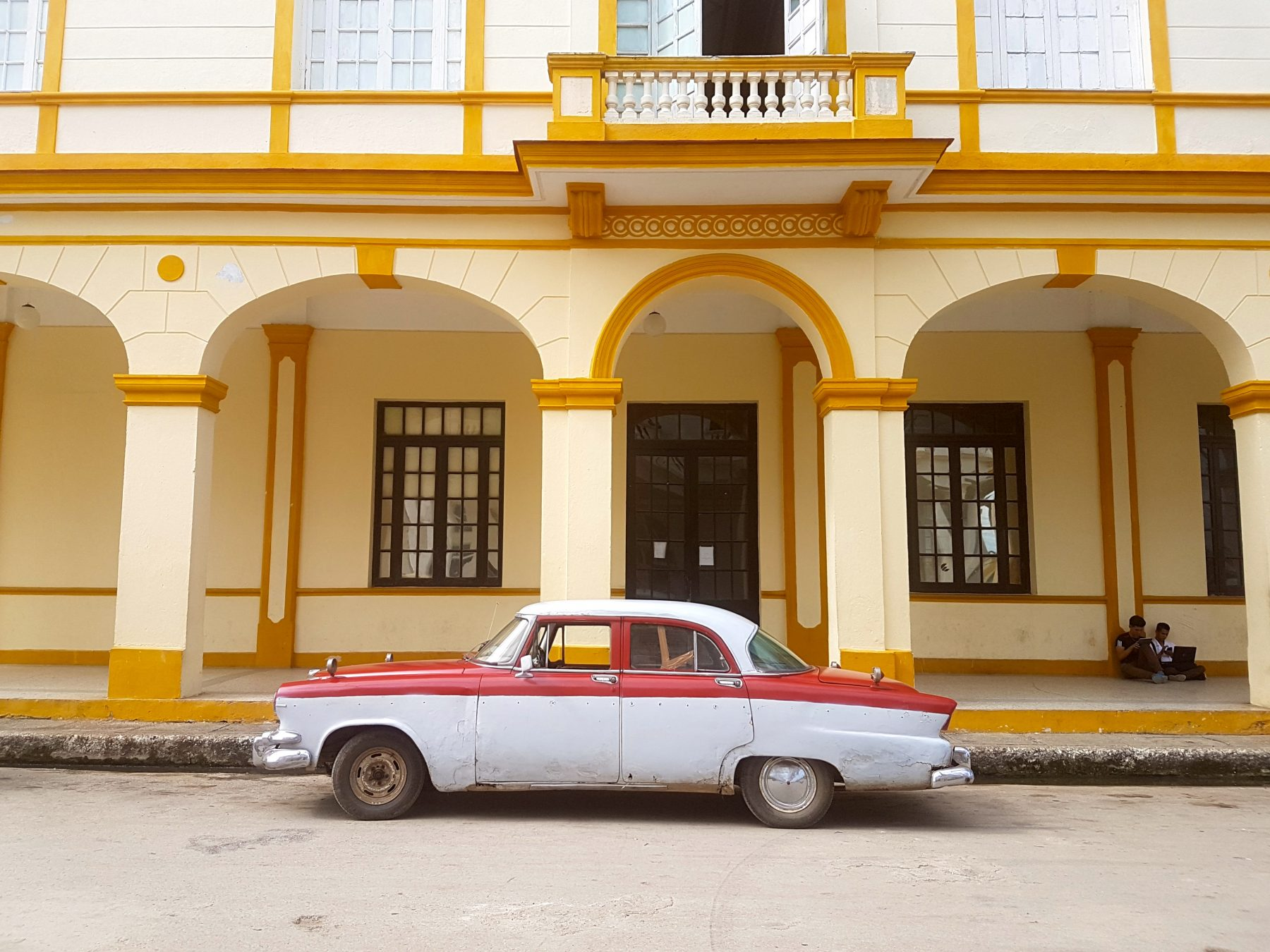 Cuba après Irma, ville