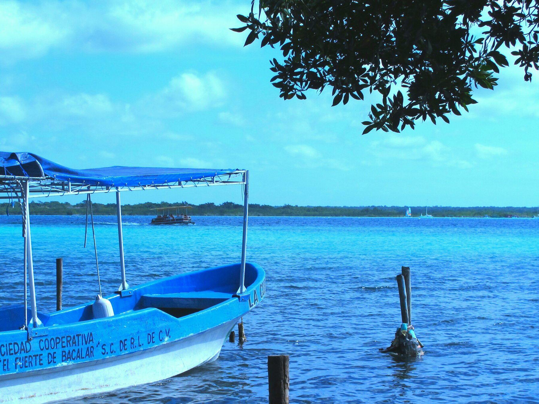 Laguna de Bacalar, Quintana Roo