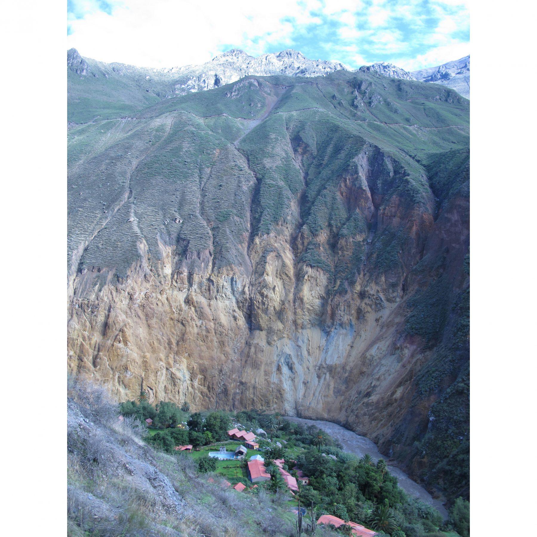 L'Oasis de Sangalle, Pérou