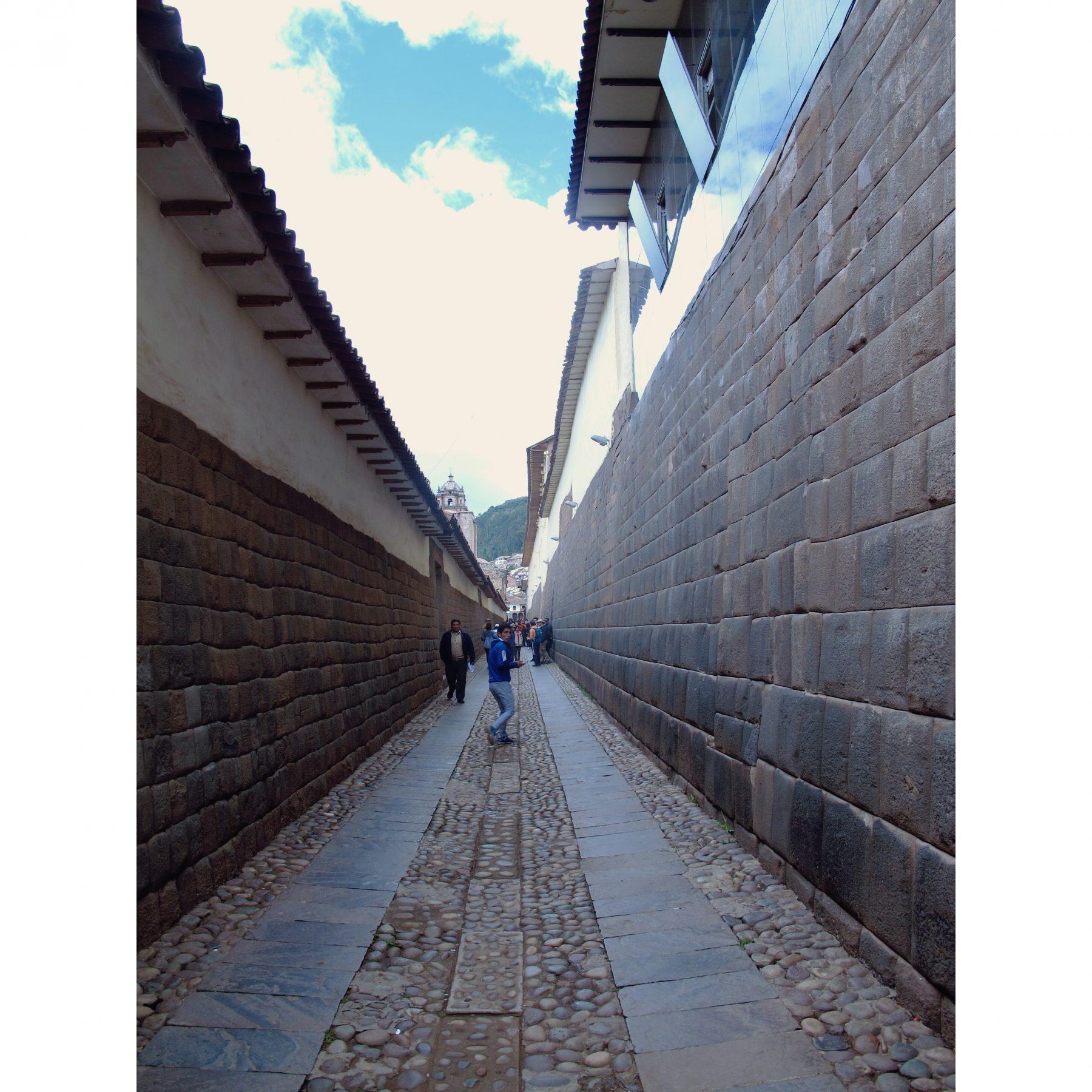 Cusco, vestiges Incas