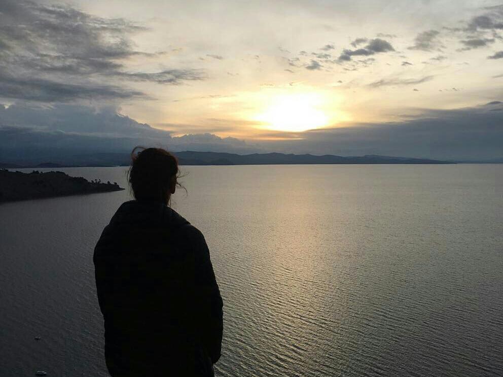 Lac Titicaca, Bolivie