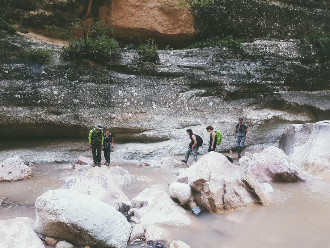 Parc national de Torotoro, Bolivie