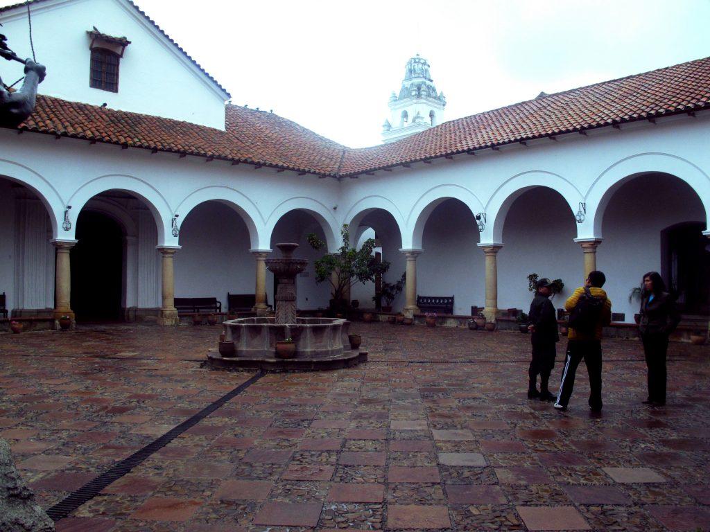 La Casa de la Libertard, Sucre
