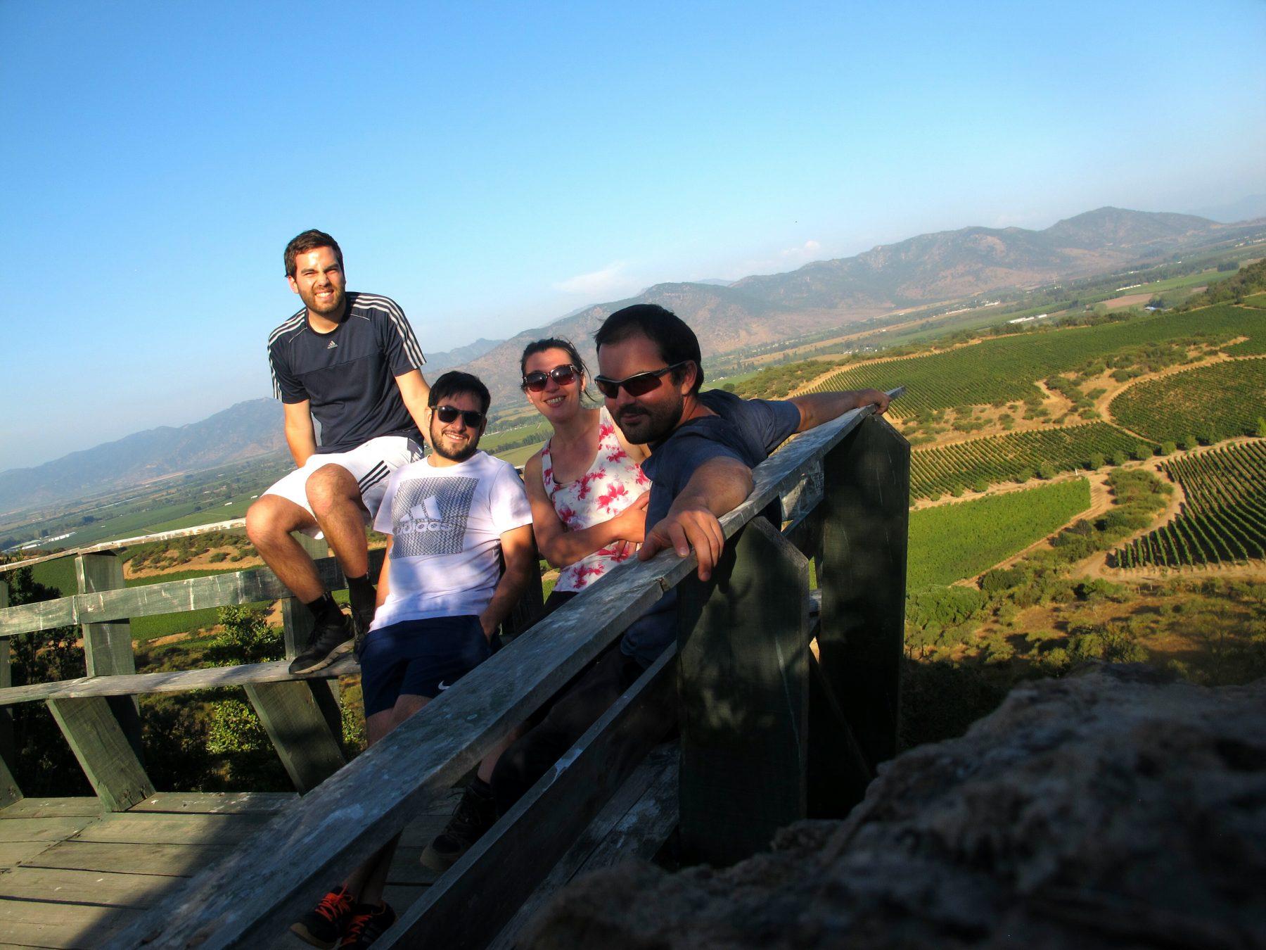 Vignes de Santa Cruz