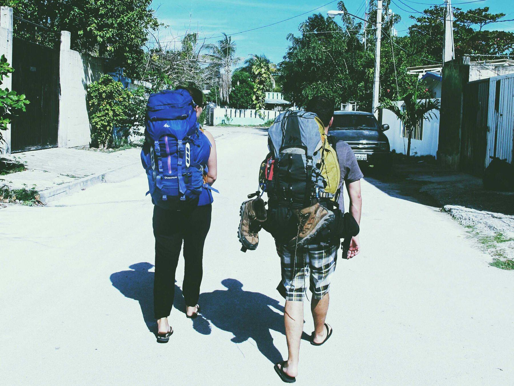 Backpackeur