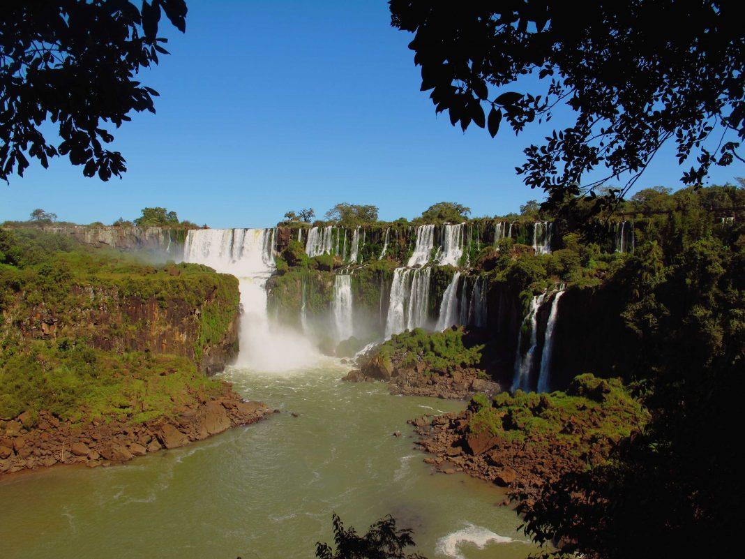Cataratas de Iguazu côté argentin