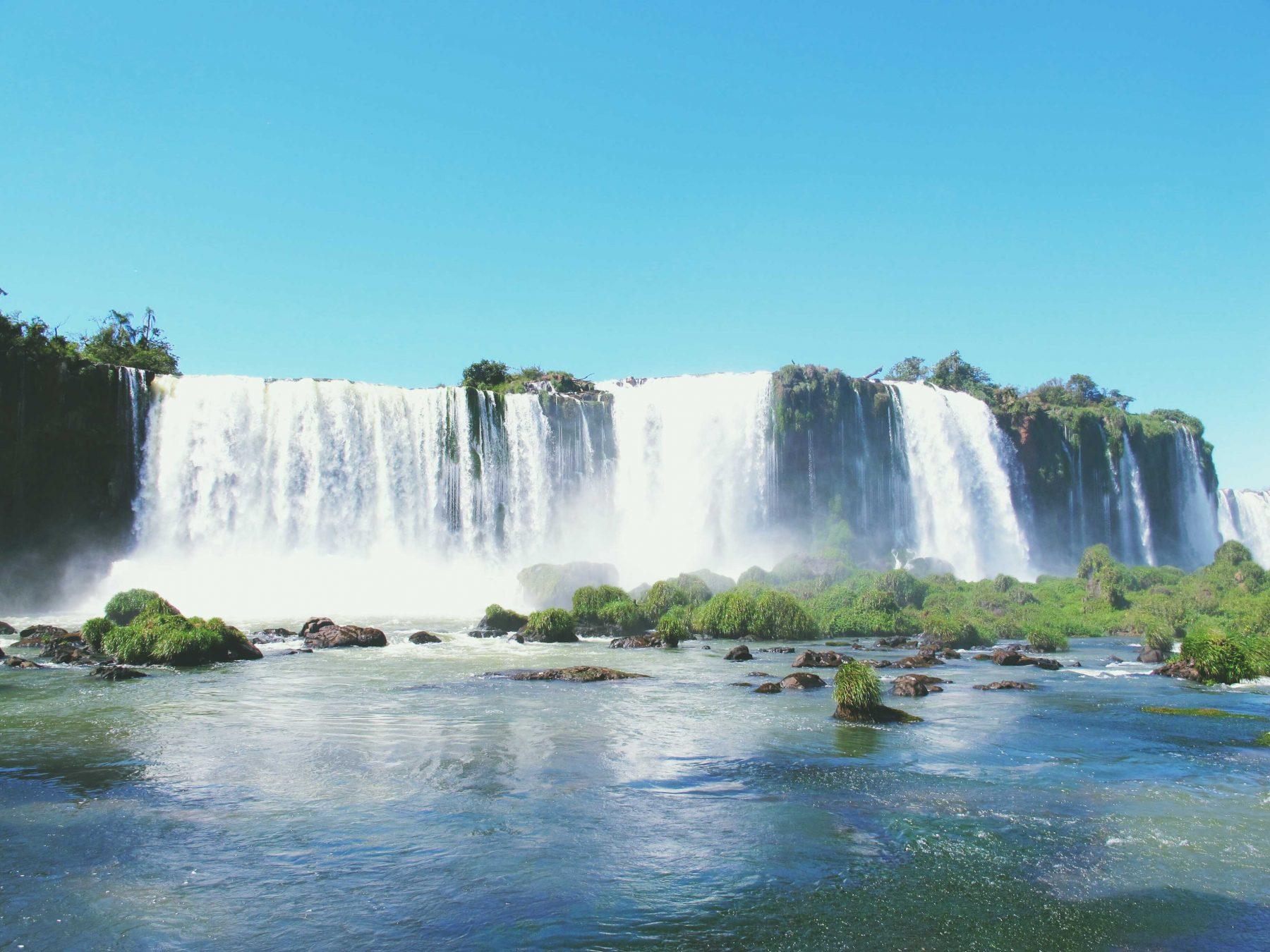Cataratas de Iguazu côté Brésil