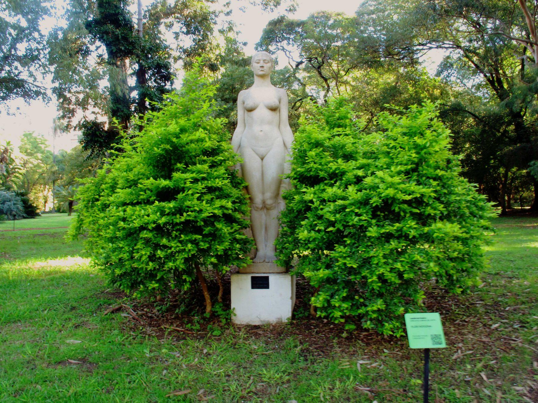 le Jardin Botanique Carlos Thays de Buenos Aires