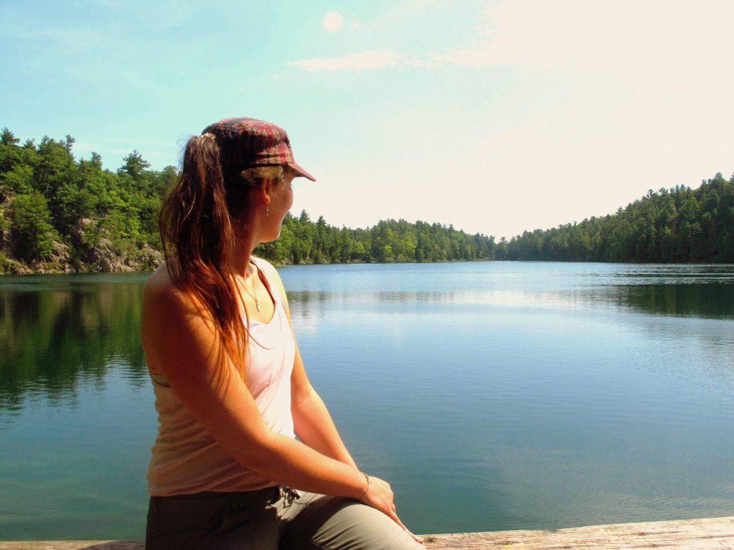 Lac Pink, Parc de la Gatineau
