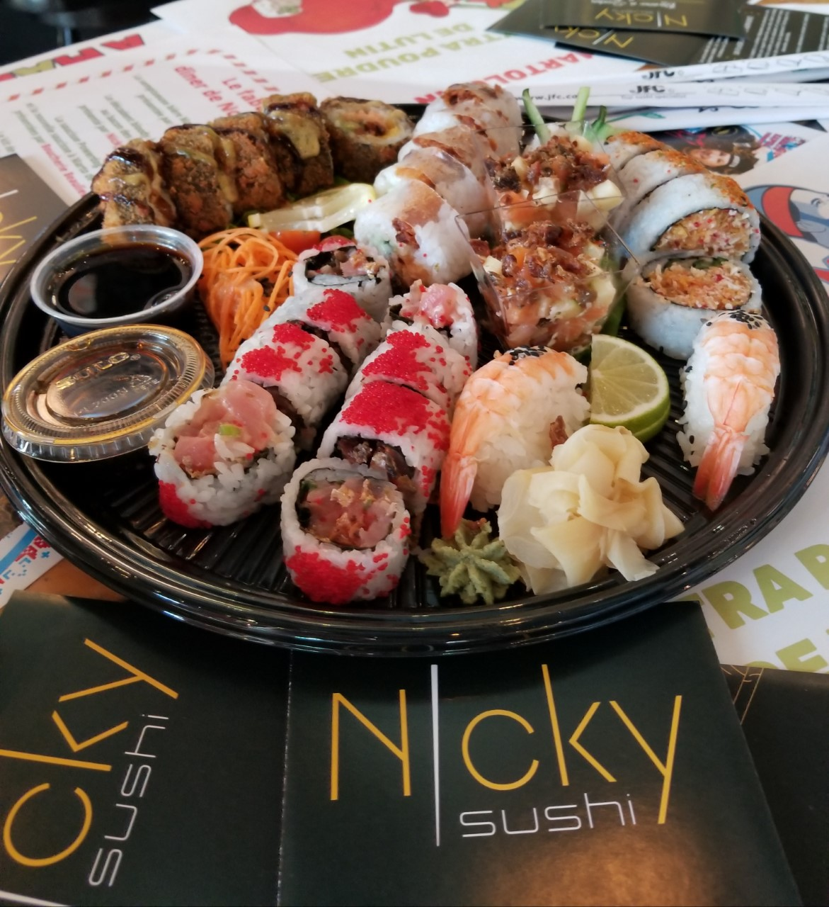 Nicky Sushi