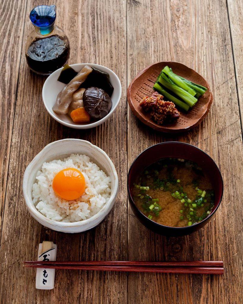 dejeuner japon
