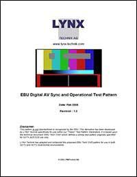 EBU-pattern